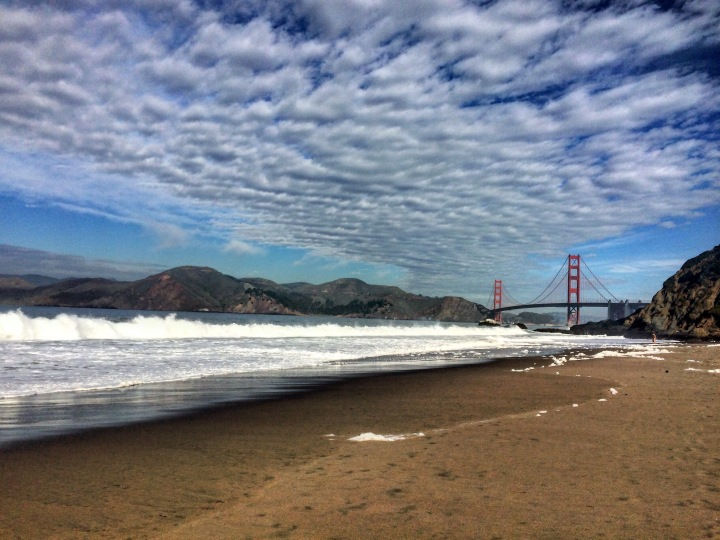 Baker Beach Day
