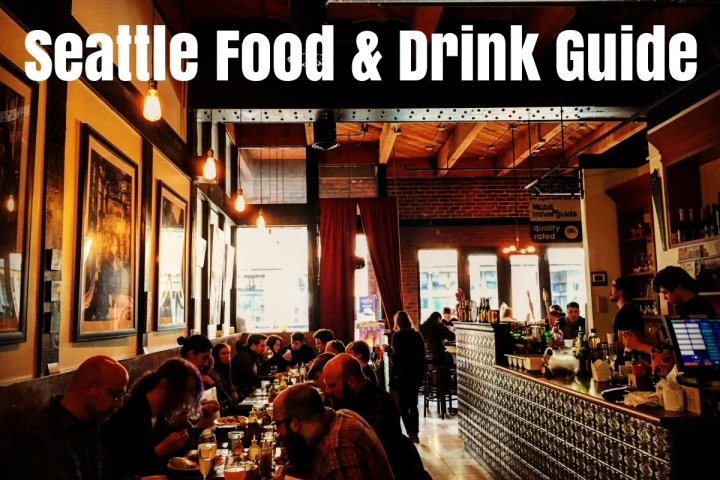 Seattle's Best: Eat, Drink & Be Merry.