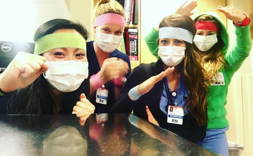 Happy (Belated) NursesWeek!
