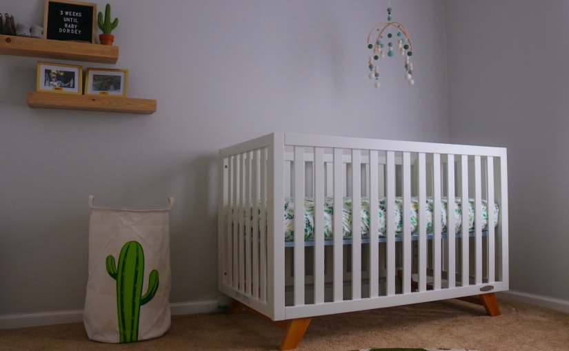Gender Neutral NurseryReveal