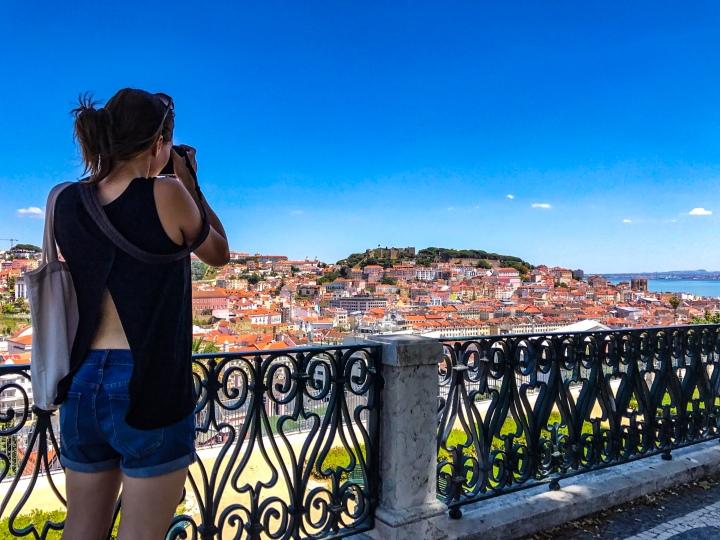 Adventures in Lisbon