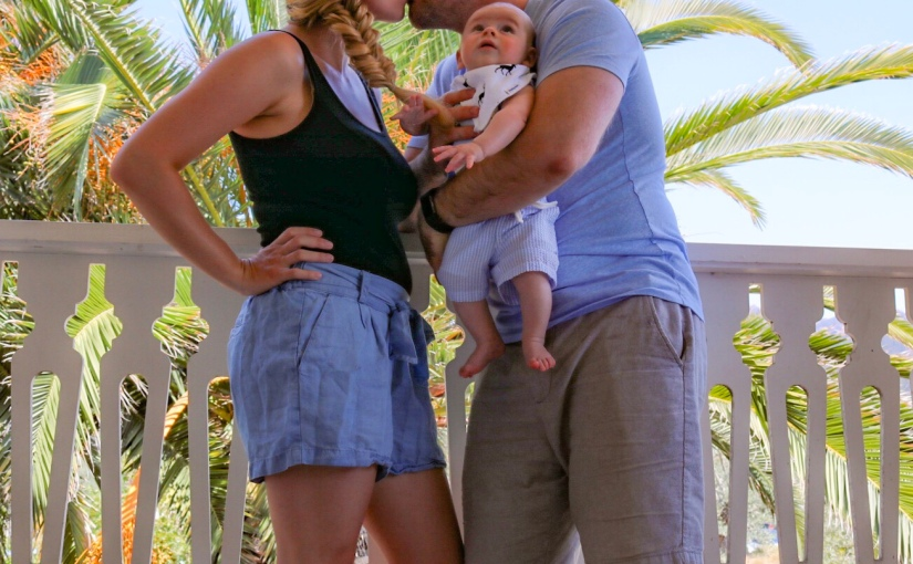 Our First Family Vacation-Calistoga